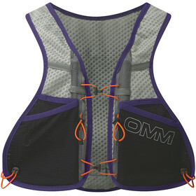 OMM TrailFire Vest Purple/Grey